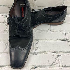 Medias by LLoyd leather dress shoes